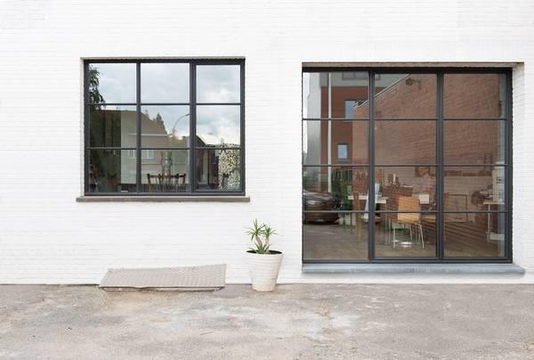 ramen en deuren de panne