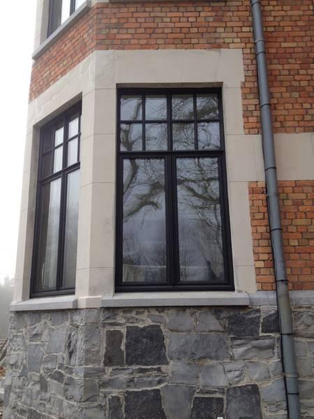 pvc ramen en deuren oostende