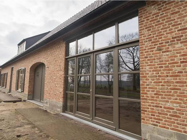 ramen en deuren showroom