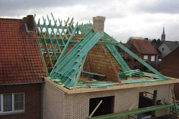 dakwerken oostende